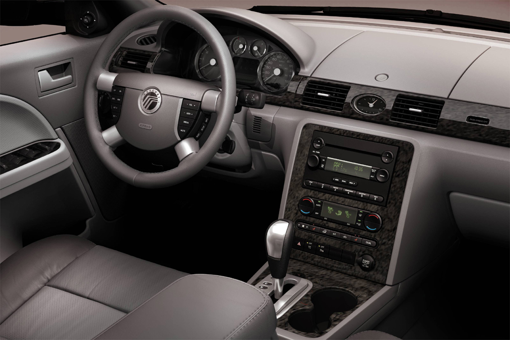 2005 07 Mercury Montego Consumer Guide Auto