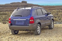Hyundai Tucson Roof Racks
