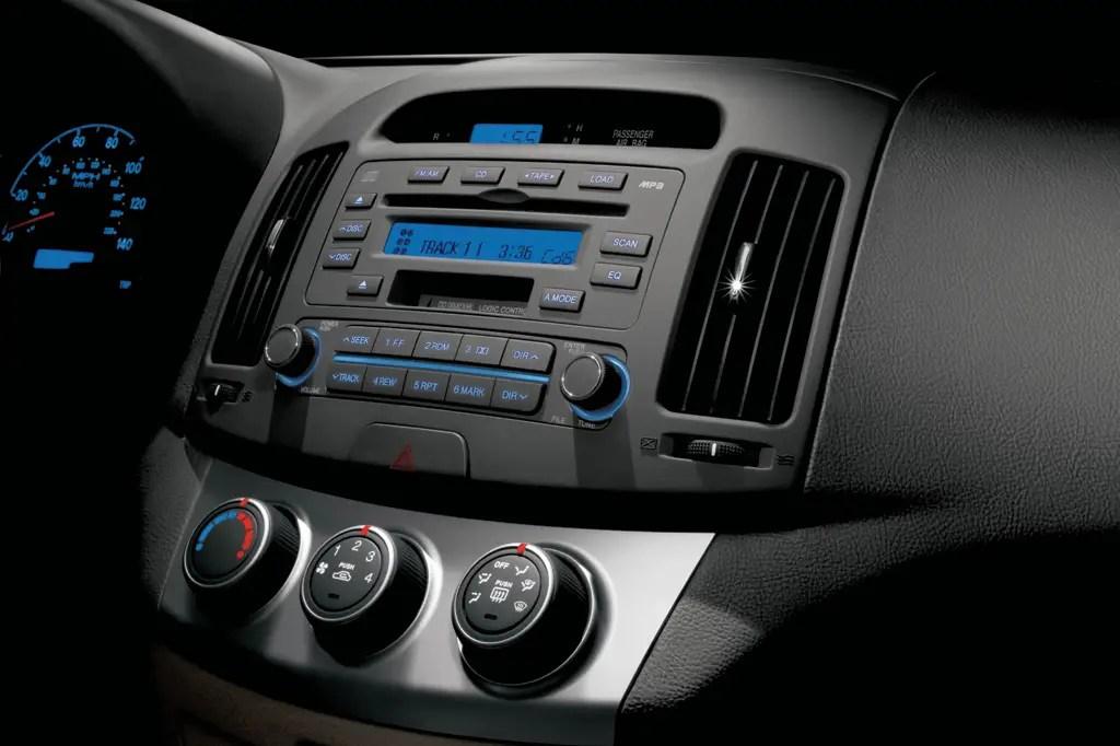 200710 Hyundai Elantra  Consumer Guide Auto