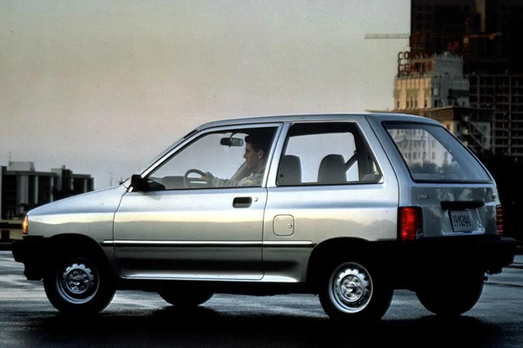1990 93 ford festiva