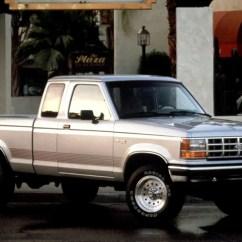 Ford 4 0 V6 Engine Diagram Kc Fog Light Wiring 1990-92 Ranger   Consumer Guide Auto