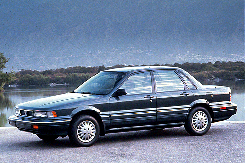is the new camry all wheel drive kijang innova warna putih 1990-93 mitsubishi galant | consumer guide auto