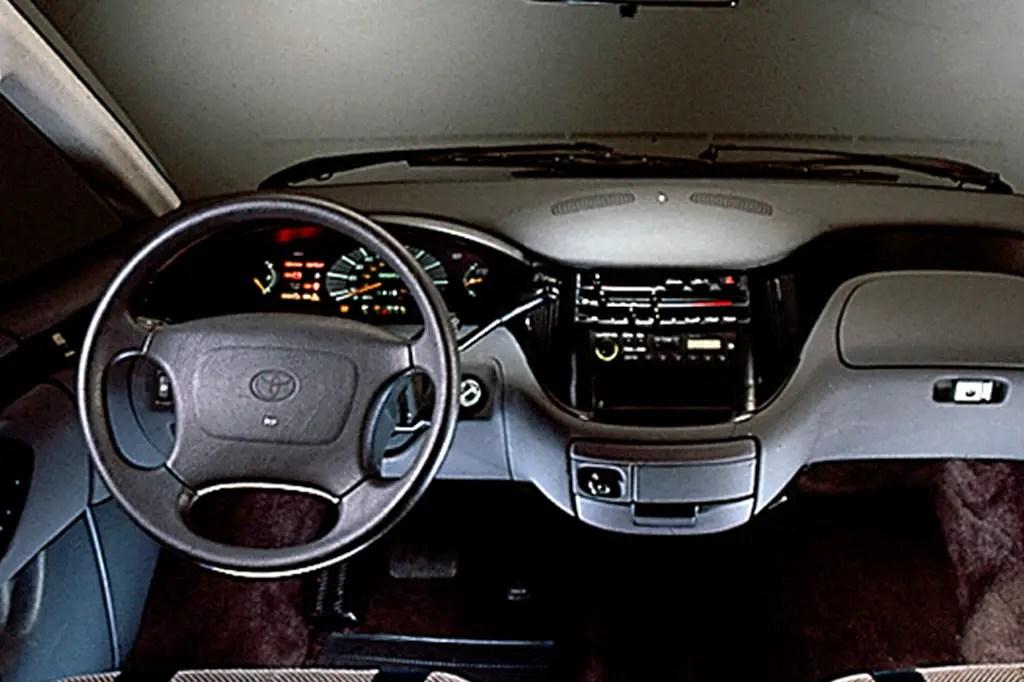 Wiring Diagram Toyota Previa