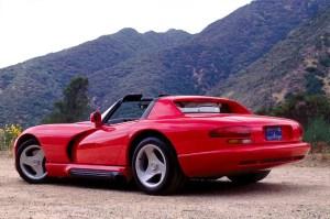 199202 Dodge Viper | Consumer Guide Auto