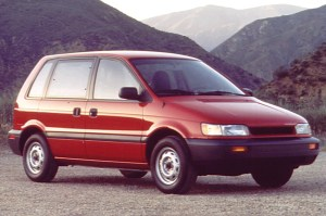 199294 Plymouth Colt Vista | Consumer Guide Auto