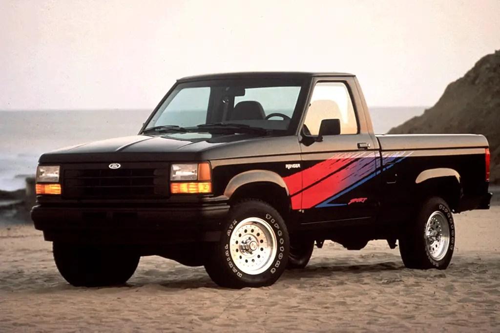 1990 Ford Ranger Clutch Repair Manual
