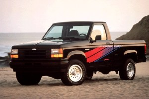 199092 Ford Ranger | Consumer Guide Auto