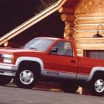 1990 98 Gmc Sierra Consumer Guide Auto
