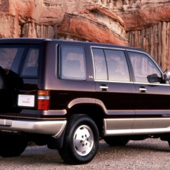 2002 Ford Explorer Engine Diagram Jeep Wiring 1992-02 Isuzu Trooper | Consumer Guide Auto