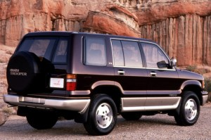199202 Isuzu Trooper | Consumer Guide Auto