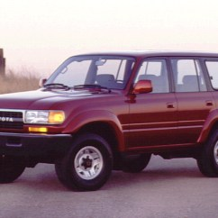Toyota Land Cruiser 1996 Electrical Wiring Diagram Whirlpool Duet Sport Washer 1990 97 Consumer Guide Auto