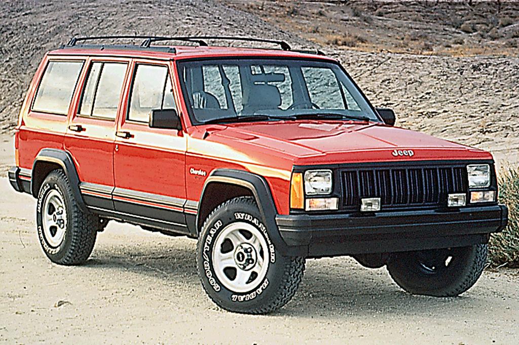 91 jeep cherokee alternator wiring diagram 2006 chevy silverado 1500 stereo 1990 96 consumer guide auto 1993 sport 4 door wagon