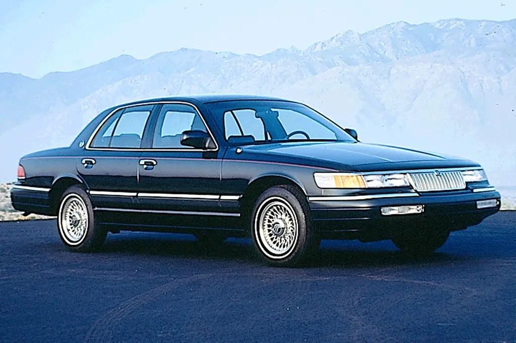 Bonneville Radio Wiring 1992 11 Mercury Grand Marquis Consumer Guide Auto