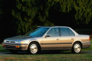 199093 Honda Accord | Consumer Guide Auto