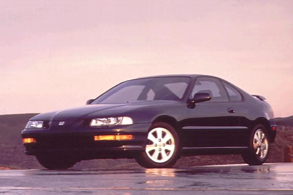 1992 Honda Prelude Ecu