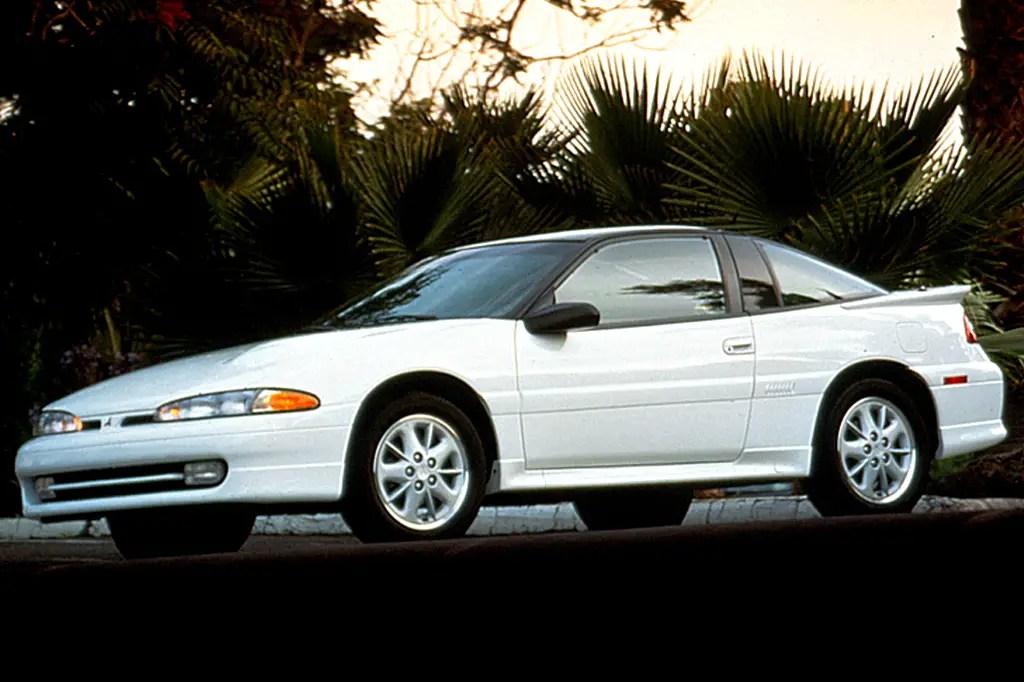 Eclipse Wiring Diagram 1990 94 Mitsubishi Eclipse Consumer Guide Auto