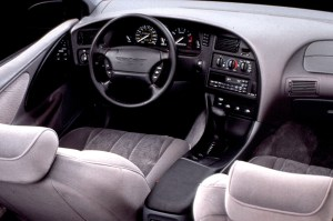 199097 Ford Thunderbird | Consumer Guide Auto
