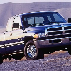1999 Dodge Ram 1500 Front Axle Diagram 1982 Kz1000 Wiring 1994-01 Pickup | Consumer Guide Auto