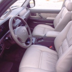 Toyota Land Cruiser 1996 Electrical Wiring Diagram Asco 962 1990 97 Consumer Guide Auto 1995 Interior