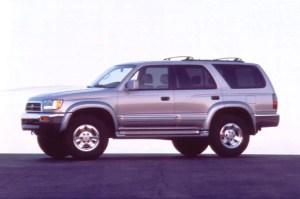 199602 Toyota 4Runner | Consumer Guide Auto