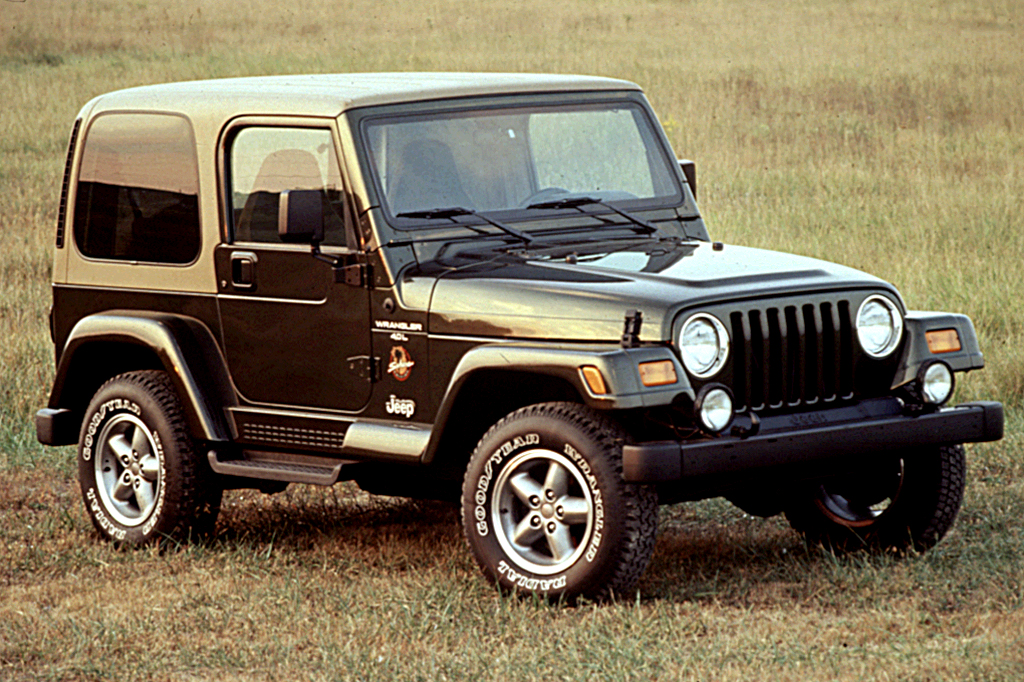 2006 Jeep Wrangler Repair Guides