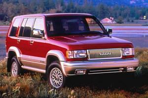 199202 Isuzu Trooper   Consumer Guide Auto