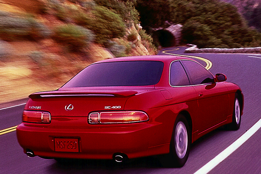 1992 Lexus Super Coupe 400