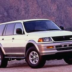 Pajero Wiring Diagram Hayes Brake Controller 1997-04 Mitsubishi Montero Sport   Consumer Guide Auto