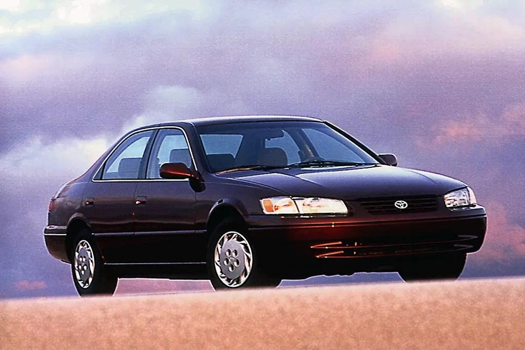 all new toyota camry corolla altis 2019 1997-03 camry/solara | consumer guide auto