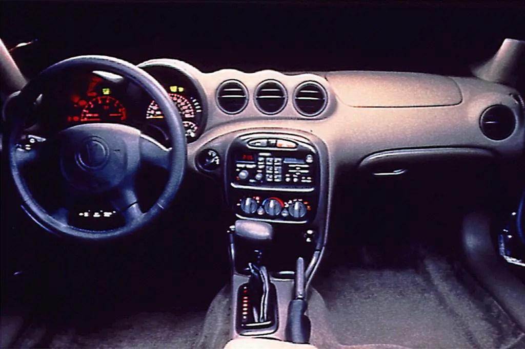 1999 Pontiac Grand Am Guides