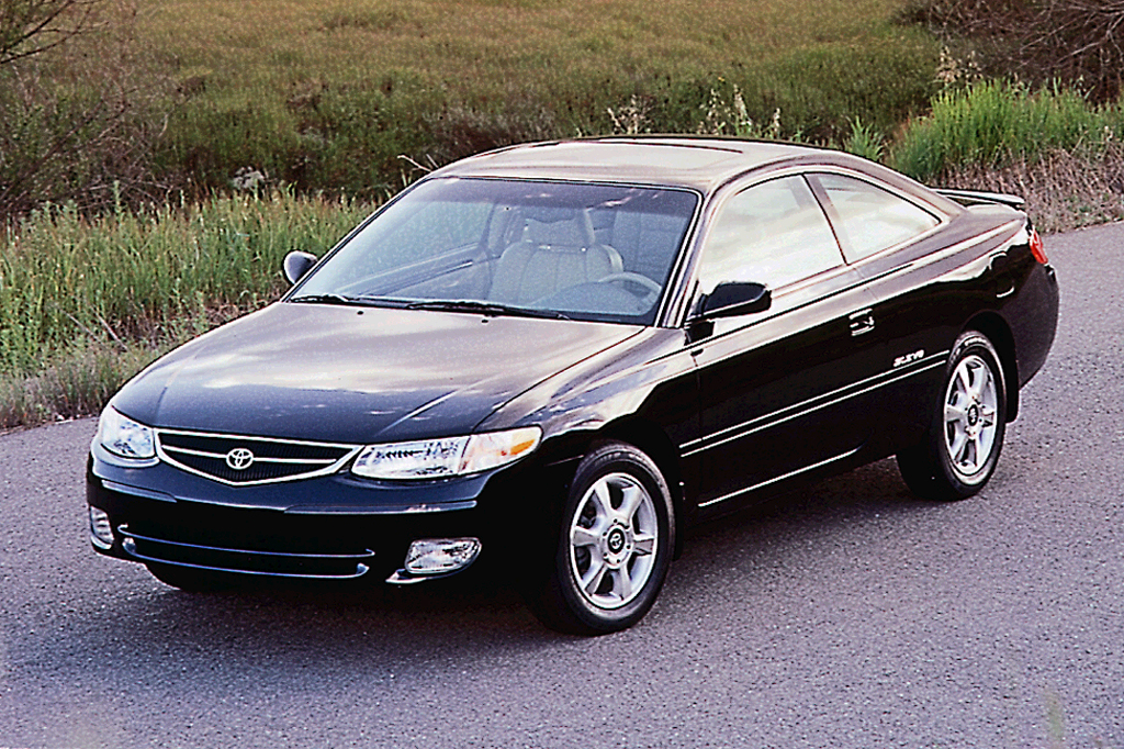 1997 03 Toyota CamrySolara Consumer Guide Auto