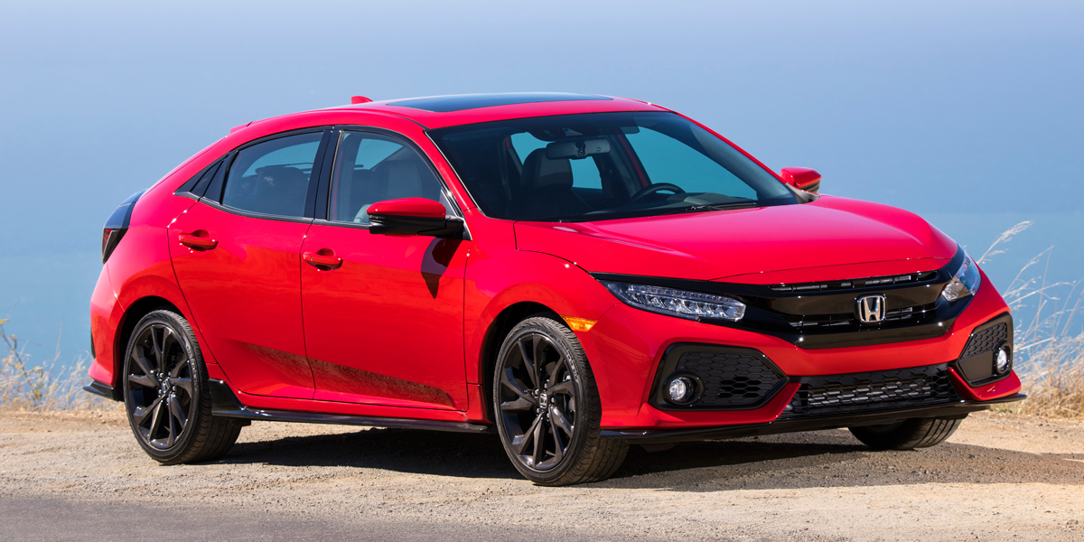 2018 Honda Civic Best Buy Review Consumer Guide Auto