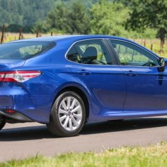 All New Camry 2018 Review Beda Grand Veloz 1.3 Dan 1.5 Toyota Best Buy Consumer Guide Auto