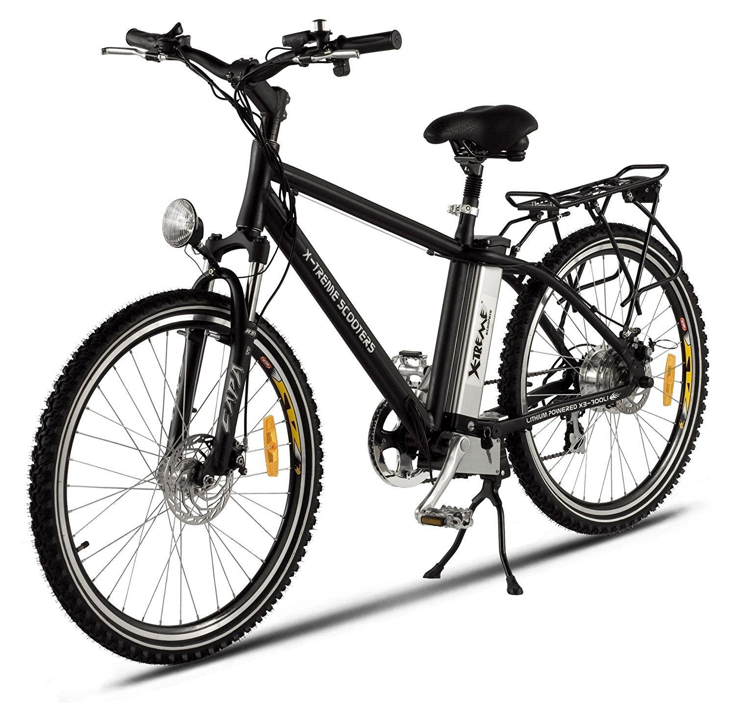 X-Treme Scooters Men's Lithium Electric Powered Mountain