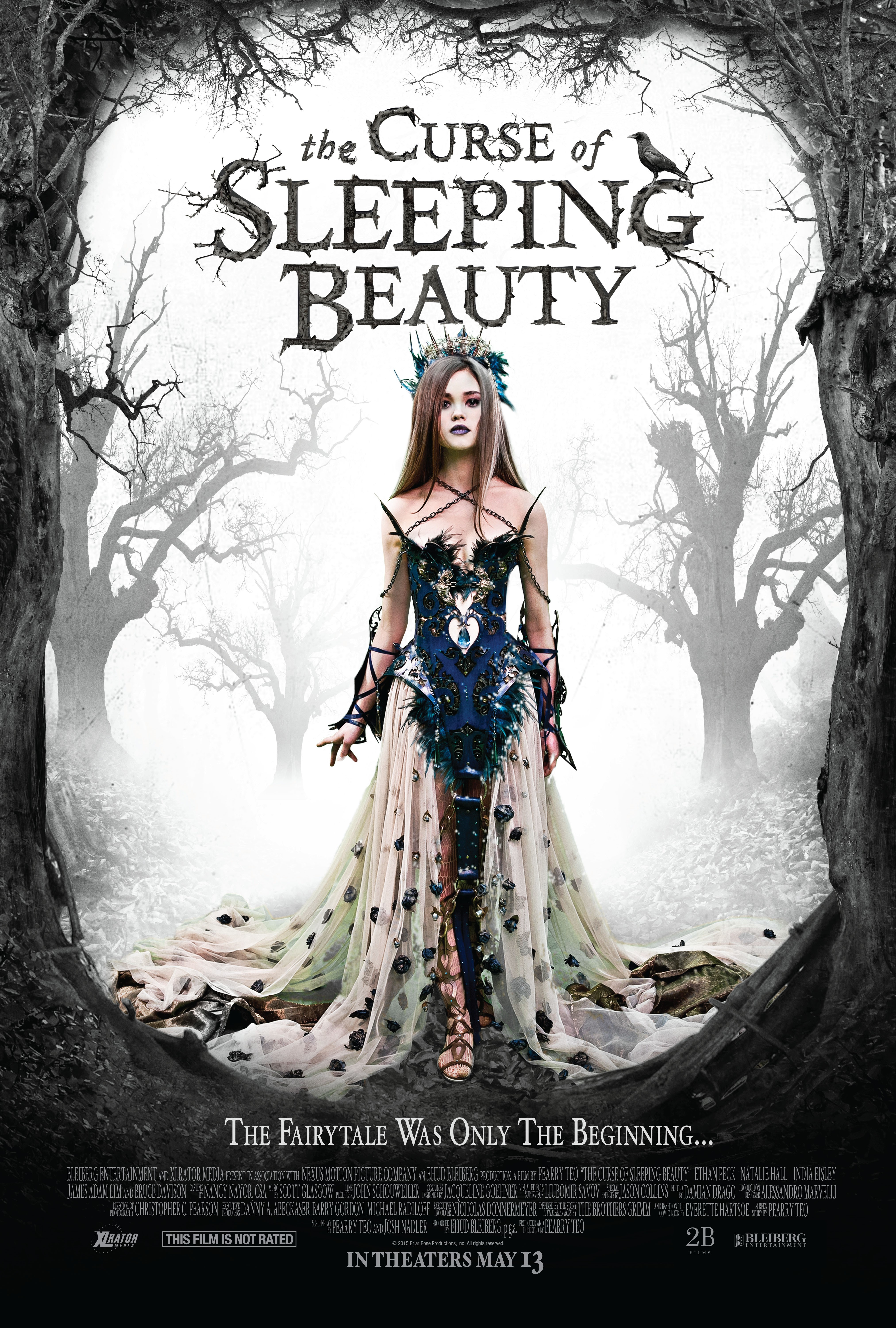 Movie Review: The Curse of Sleeping Beauty (2016)