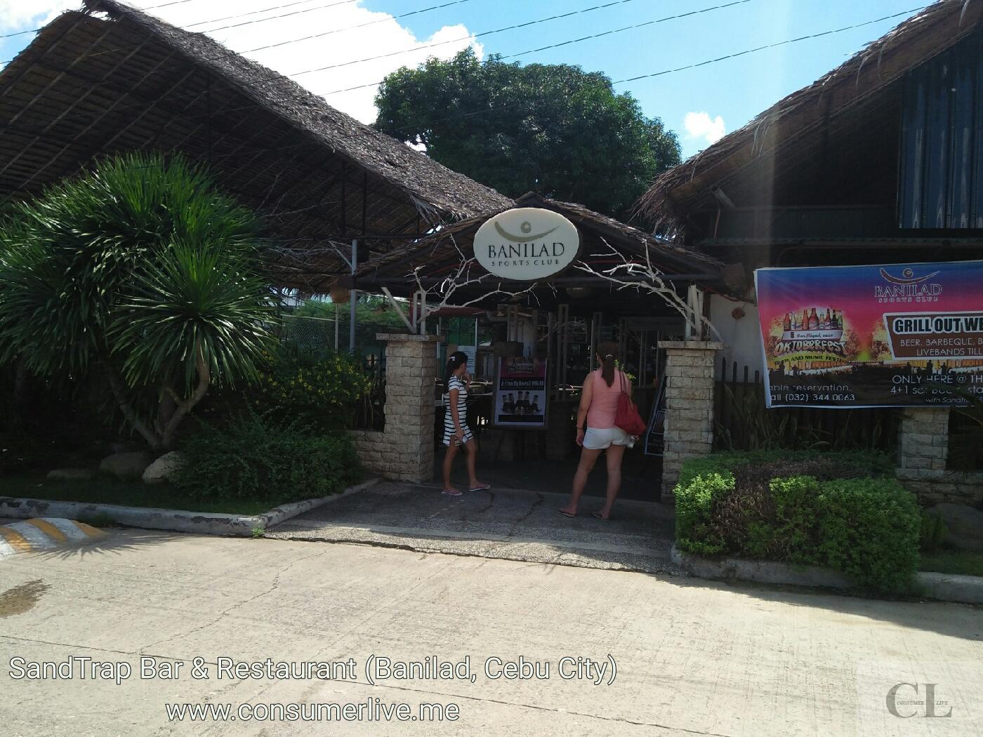 In Pictures: SandTrap Bar and Restaurant (Banilad, Cebu City)