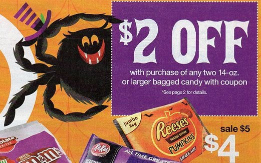 Target/holiday shop/halloween/halloween candy & treats/halloween trick or treat candy (191). Halloween Candy Bags As Low As 94 At Target