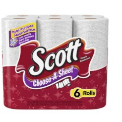 Kitchen Towels Target Cabinet For Appliances Scott Paper 38¢ Per Roll At Walgreens ...