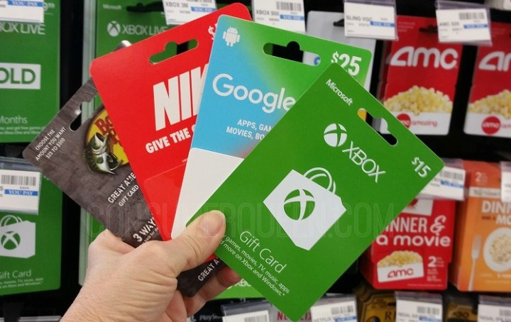 50 in select gift cards and score 15 eb at cvs - Cvs Visa Gift Card