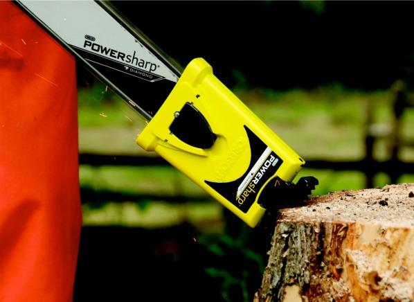 Oregons Powersharp Chainsaw Sharpener Kit  Consumer Reports