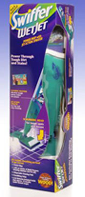 Old Swiffer Wet Jet Batteries : swiffer, batteries, Swiffer, Cleaners, Around, Pets,, Matter, Persistent, Urban