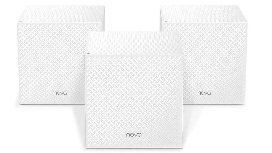 Tenda MW12-3 whole home mesh Wi-Fi system review