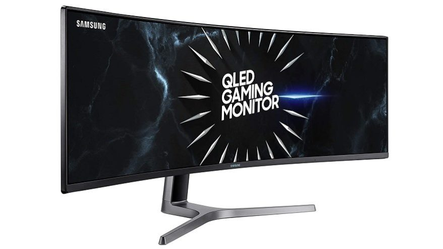 Samsung 49-inch CRG9 curved gaming monitor (LC49RG90SSNXZA) review