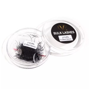 J Curl 0.25mm - Individual Thick Lashes