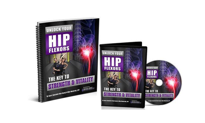 Unlock Your Hip Flexors review