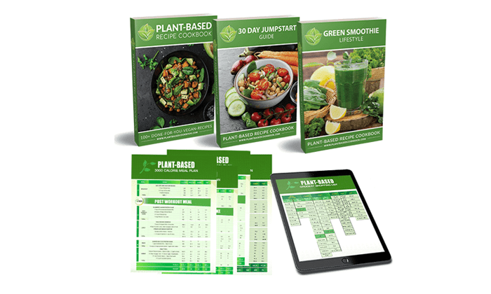 plant based recipe cookbook review