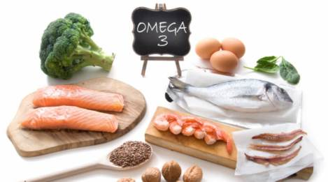 Fish with Omega-3 Fatty Acids