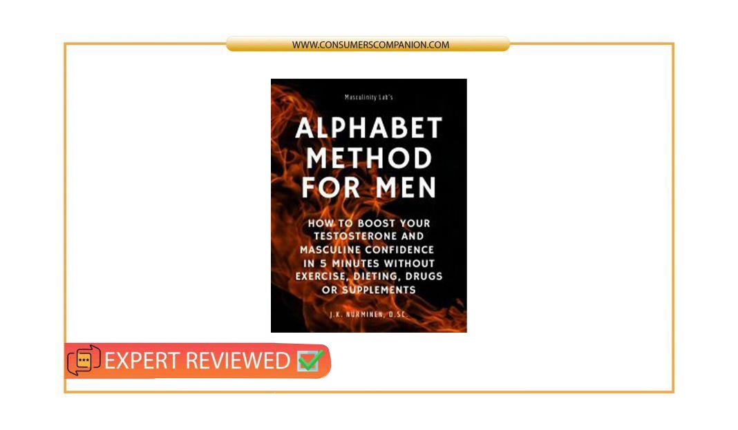 alphabet method for men reviews
