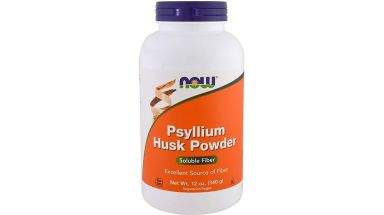 Psyllium Husk Powder by NOW