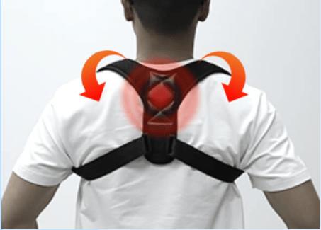 Renuback Relief for posture